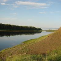 наша речка Пинега