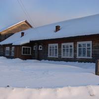 Здание бывшей школы используется как селький клуб. д. Сульцасейчас