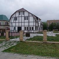 Немецкий дом в Национальной деревне.