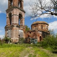село Якоть. июль 2012