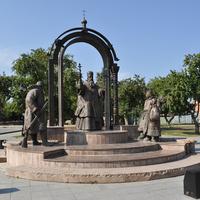 Памятник светителю Фиолею