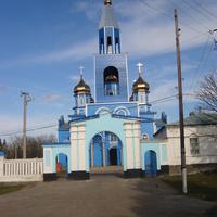 Церковь в с. Высоцком