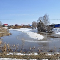 Юргинское, весна