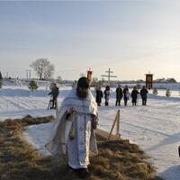Крещение в Юргинском