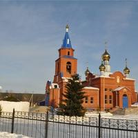 Заводоуковск, церковь