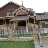 Русское подворье в Национальной деревне.