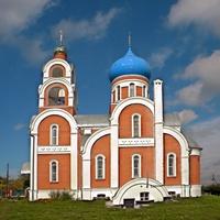 Храм Рождества Богородицы в селе Гуево