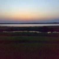 озеро Чистое вечер, июнь