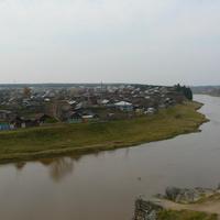Верхотурье. Река Тура