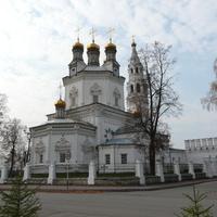 Верхотурье. Троицкий собор