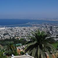 Хайфа , панорама