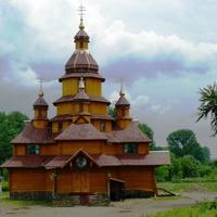 Храм мучеників Бориса і Гліба