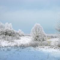Ильинка,Зимняя сказка