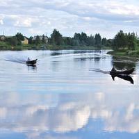 Река Чирка- Кемь.