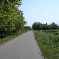 Дорога к больнице