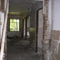 В старой больнице