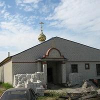 На месте строительства нового храма