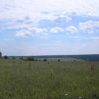 Здесь когда-то был хутор Лепехин