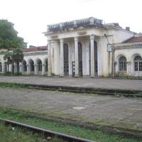 ж/д вокзал г. Гудаута
