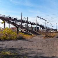 Мост на Волчановку