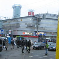 рынок возле метро Лукьяновка