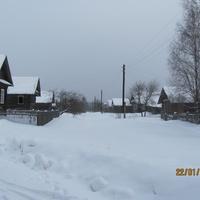 Зима в дервне
