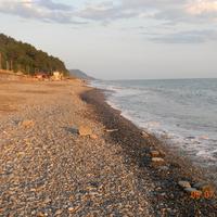Тихий берег в Солониках