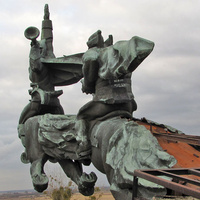Памятник Первой конной армии
