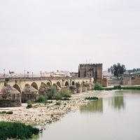 Мост  через реку Гвадалквивир.
