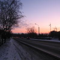 Красное Село, Кингисеппское шоссе.