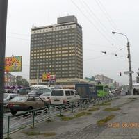Гостиница Луганск.