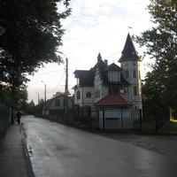 Красное Село, ул. Лермонтова.