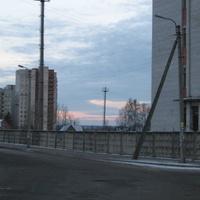 Красное Село, ул. Гаражная.
