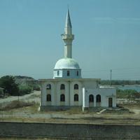 Шкодер. Мечеть в окресностях Шкодера.