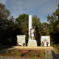 Памятник Воинской Славы в селе Никольское Воронежской области