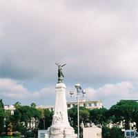 Ницца. Памятник Нике.