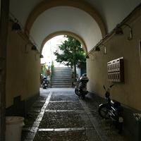 Дворовая арка