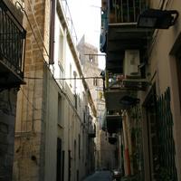 Старые улочки города