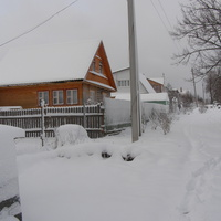зима в чухолово