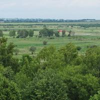 Вид на оъездную автостраду Киев - Чоп
