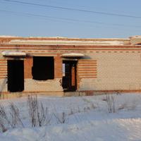 Памятник перестройки -дом культуры