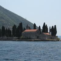 Пераст. Остров Святого Георгия