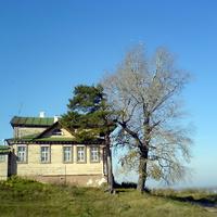 остров-град Свияжск.Архивные.
