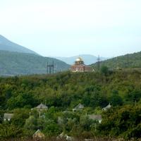 Церковь в Береговом