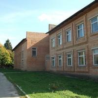 С. Милеево. Здание основной школы.