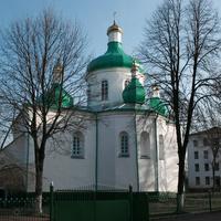 Свято-Николаевская церковь (1596г.)