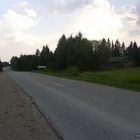 Верхняя Сергиевская по дороге из Архангельска