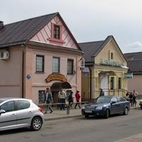 """Магазин """"Продукты"""" и банк"""