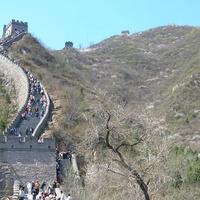 Бадалин. Великая китайская стена.