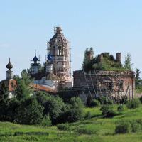 Старые храмы